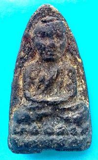 พระหลวงปู่ทวดเนื้อว่าน ปี พ.ศ.2497 พิมพ์ใหญ่B วัดช้างให้ จ.ปัตตานี No.2042