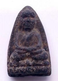 พระหลวงปู่ทวดเนื้อว่าน ปี พ.ศ.2497 พิมพ์ใหญ่ วัดช้างให้ จ.ปัตตานี No.2053