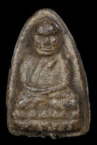 พระหลวงปู่ทวด เนื้อว่าน ปี พ.ศ.2497 พิมพ์ใหญ่ No.1844