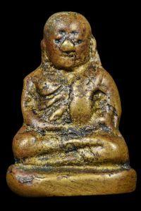 พระรูปหล่อลอยองค์พิมพ์ขี้ตาสามชาย หลวงพ่อเงิน วัดบางคลาน จ.พิจิตร No.1840