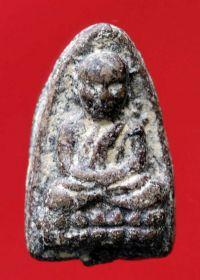พระหลวงปู่ทวดเนื้อว่าน วัดช้างให้ ปี พ.ศ.๒๔๙๗ พิมพ์ใหญ่หัวขีด No.047