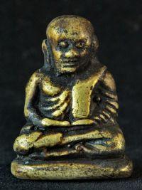 พระรูปหล่อลอยองค์ หลวงพ่อเงิน พิมพ์นิยม วัดบางคลาน จ.พิจิตร No.017