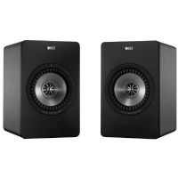 ลำโพง KEF X300A Wireless (Black)