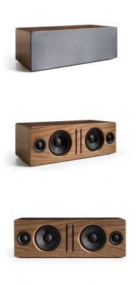 ลำโพง Audioengine B2 (Walnut)