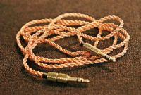 สายสัญญาณ Mini jack 3.5 to Mini jack 3.5 (Gold) ยาว 1 เมตร