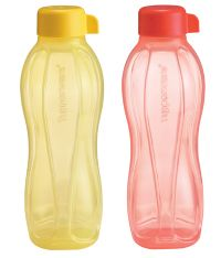 ขวดน้ำ eco (2) สี Lemon & Cherry