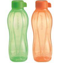 ขวดน้ำ eco (2) สี Orange & Lime
