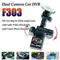 กล้องติดรถยนต์แบบ 2 way HD!