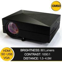 mini projector GM60