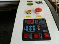 CNC Laser พื้นที่ทำงาน 600x400 MM.50W.