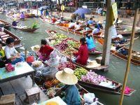 Floating Market – Wat Pho