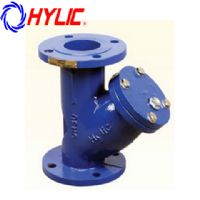 Hylic / Cast Iron Y-Strainer