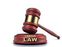 28102562 หลักสูตรกฎหมายแรงงานและประกันสังคมใหม่ ประกาศใช้ล่าสุด ปี 2562