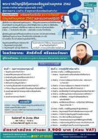 16032564 PERSONAL DATA PROTECTION