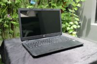 ขายราคาถูก HP 15 i3-4005U เครื่องทำงานดีปรกติมีประกันร้าน