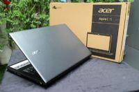 Notebook Acer E5 เครื่องใหม่สเปคแรง แกะกล่องเนียนกริบ