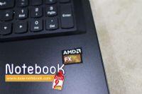 Lenovo Z5075 AMD FX-7500 ATI JET PRO R7 HDD 1TB RAM 4GB 15.6 inch
