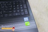 HP Pavilion 15 i7-7500U NVIDIA GeForce GT 940MX (4GB GDDR3)