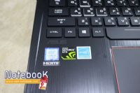 Asus ROG Strix GL553VD Core i7-7700HQ GTX 1050 (4GB GDDR5)