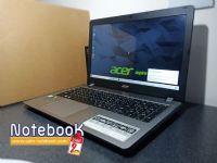 Acer Aspire F5-573G Core i5-7200U GTX 950M  (4GB GDDR5) RAM 8 GB HDD 1 TB 15.6