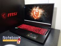MSI GL75 Leopard 10SCSR-031TH Core i7-10750H GTX 1650Ti(4GB GDDR6) RAM 16 GB 2666 MHz 512 GB SSD 17.3 inch Full HD