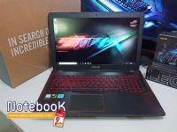 Asus FX553VD-E41181T Intel Core i5-7300HQ GTX 1050 (4GB GDDR5)