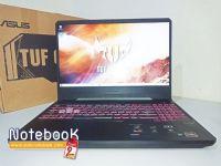 Asus TUF Gaming FX505DU Ryzen 7 3750H GTX 1660Ti 6GB RAM 8 GB SSD 512 GB 15.6
