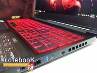 Acer Aspire Nitro 7 Core i7-9750H GTX 1660Ti 6GB RAM 8 GB HDD 1 TB + 256 GB SSD จอ 15.6