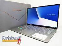 Asus ZenBook 15 UX533FN Core i7-8565U MX150 (2GB GDDR5) RAM 8 GB SSD 512 GB 15.6