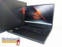 Asus ROG Zephyrus G GA502DU Ryzen 7 3750H GTX 1660 Ti Max-Q 6GB RAM 8 GB SSD 512 GB จอ 15.6