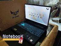 Asus TUF Gaming F15 FX506LH-HN002T ‼ เล่นเกมส์ลื่นๆ ‼ Core i5-10300H GeForce GTX 1650 512 GB SSD 15.6 inch FHD 144 Hz