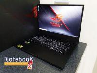 Asus Zephyrus G GA502DU-AZ051T Ryzen 7 3750H GTX 1660 Ti RAM 16 GB 512 GB SSD 15.6 inch FHD 240 Hz