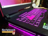 Asus ROG Strix G15 GL542LI-HN052T Core i7-10750H GTX 1650 Ti RAM 8 GB 512 GB SSD 15.6 inch FHD 144 Hz