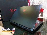 (ใหม่) MSI GF65 Thin 10SDR-454TH Core i7-10750H GTX 1660 Ti RAM 16 GB 512 GB SSD 15.6 inch Full HD IPS 120 Hz