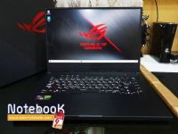 (ใหม่) Asus Zephyrus G GA502DU-AZ051T Ryzen 7 3750H GTX 1660 Ti RAM 16 GB 512 GB SSD 15.6 inch FHD 240 Hz