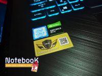 Asus ROG Strix G G531GD-AL025T Core i5-9300H GTX 1050(4GB GDDR5) RAM 8 GB 512 GB SSD 15.6 inch FHD 120 Hz