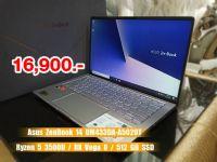 Asus ZenBook 14 UM433DA-A5029T Ryzen 5 3500U Radeon RX Vega 8 RAM 8 GB 512 GB SSD 14 inch FHD
