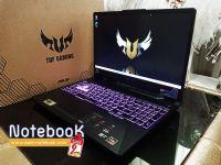 Asus TUF Gaming A15 FA506II-AL016T Ryzen 7 4800H GTX 1650 Ti RAM 8 GB 512 GB SSD 15.6 inch FHD 144 Hz