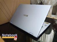Asus VivoBook Flip 14 TP412FA-EC491T Core i3-10110U Intel UHD Graphics 620 RAM 4 GB 256 GB SSD 14 inch FHD Touch Screen