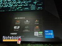 Asus TUF Gaming Dash F15 FX516PM-HN086T Core i5-11300H RTX 3060 (6GB GDDR6) RAM 16 GB 512 GB SSD 15.6 inch FHD 144 Hz