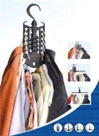 ของใช้ในบ้าน ไม้แขนเสื้อ magic hanger space save