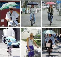 มือจับร่มสำหรับรถจักรยาน/มอเตอร์ไซด้