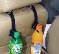 ตะขอแขวนขวด/ถุงในรถ (90บาท/1 คู่)