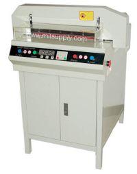 เครื่องตัดกระดาษไฟฟ้า MIT 450VS หน้าจอดิจิตอล แถมฟรีมีดสำรอง