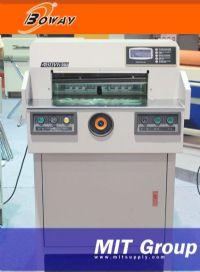 เครื่องตัดกระดาษไฟฟ้า Boway 480V6