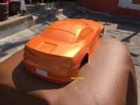 สีส้มทอง