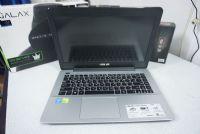 ASUS K455L i3 gen4 NVIDIA GeForce GT 820M (2GB GDDR3)