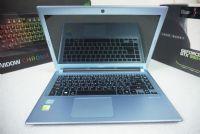 Acer Aspire V5-471G i5 Gen3 (1.80 - 2.70 GHz) บางๆเหมือนMac air การ์ดจอ GT 710M (2 GB GDDR3)