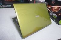 ACER Aspire 4755g i3 Gen2 2.10 GHz NVIDIA GeForce GT 540M (1 GB GDDR3) สีเขียวหายาก