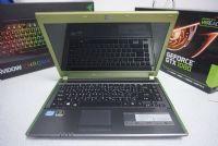 ACER Aspire 4755g i3 Gen2 2.10 GHz NVIDIA GeForce GT 540M (1 GB GDDR3) สีเขียวหายาก